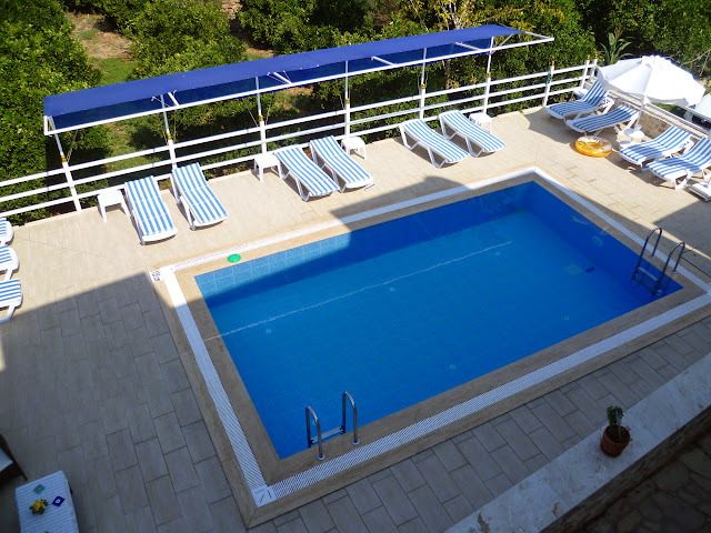 Akay Pension, Swimming Pool