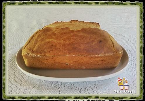 Pão de forma de liquidificador 1