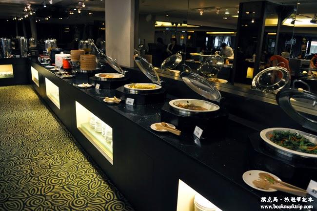 龍邦僑園會館早餐