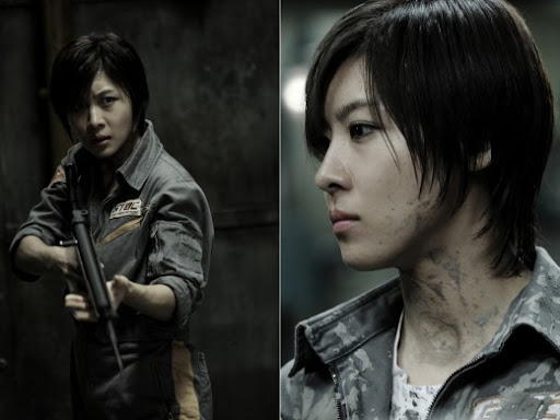 "Ha Ji Won becomes a sexy warrior in ""Sector 7″"