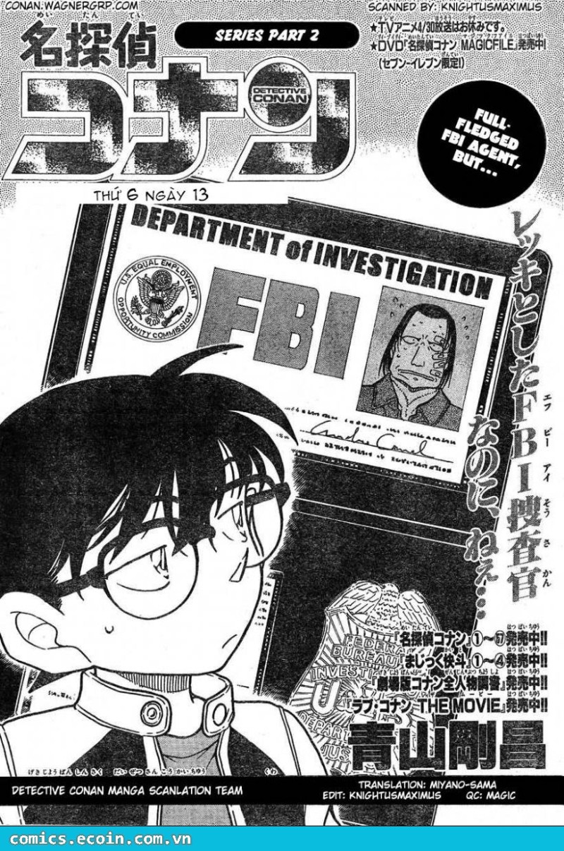 Detective Conan Chap 606 - Truyen.Chap.VN