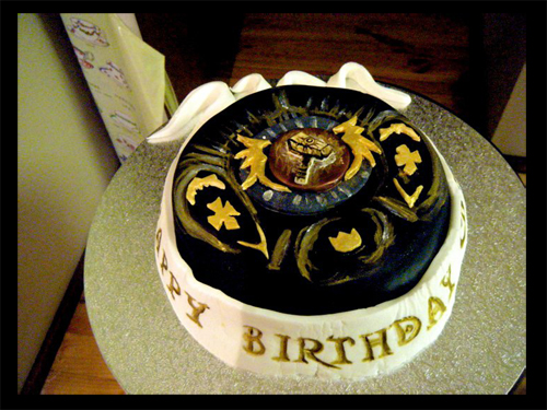 Image result for paladin cake