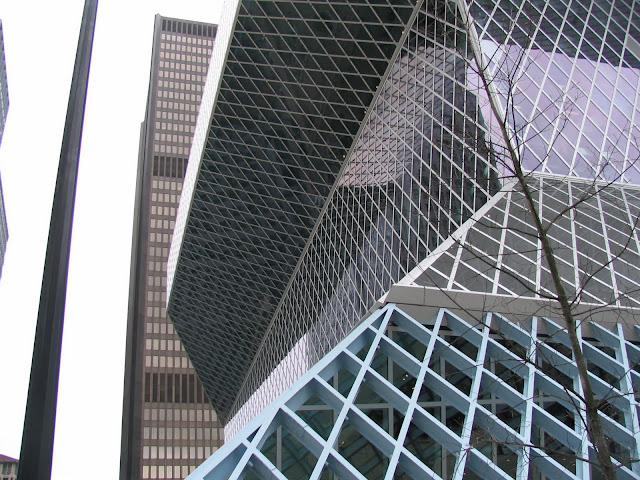 25 of the World's Coolest Libraries: Seattle Public Library