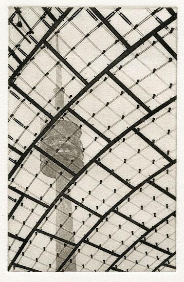 """The Tower"", by Barbara Zucker, previous top award winner, Beyond the Lens VIII"