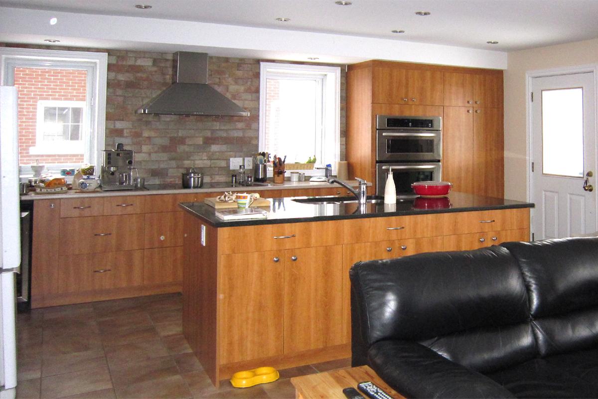 Cuisine salle de bain plan design d co r novation for Renovation petite cuisine