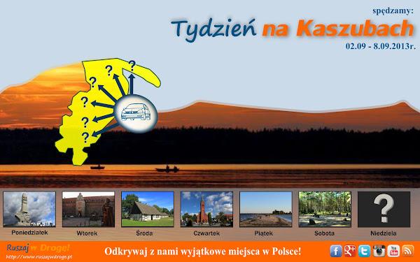 Ruszaj w Drogę na Kaszubach - dzień szósty