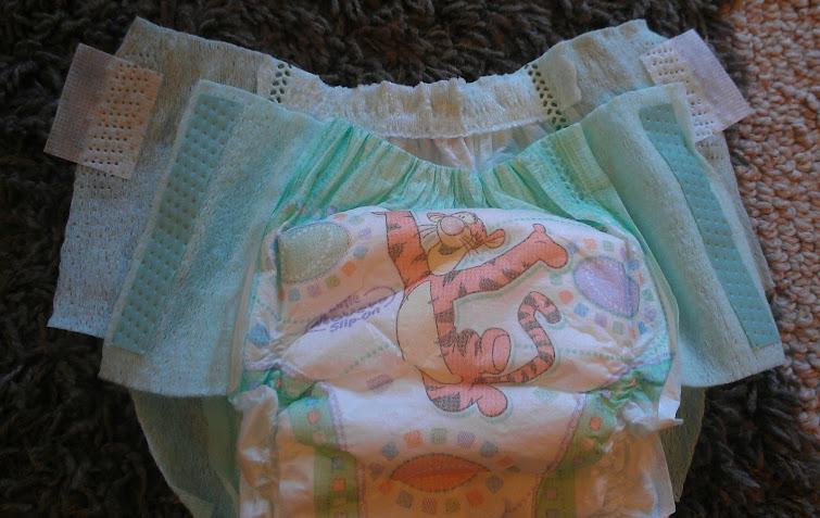 HUGGIES Little Movers Slip-On Diaper Pants for Standing & Walking Babies