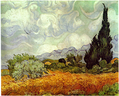 Van Gogh - Wheat Field