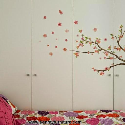Những mẫu phòng ngủ thoáng mát cho mùa hè_nội thất phòng ngủ-6