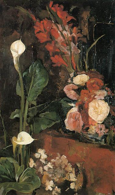 George Hendrik Breitner - Flowers