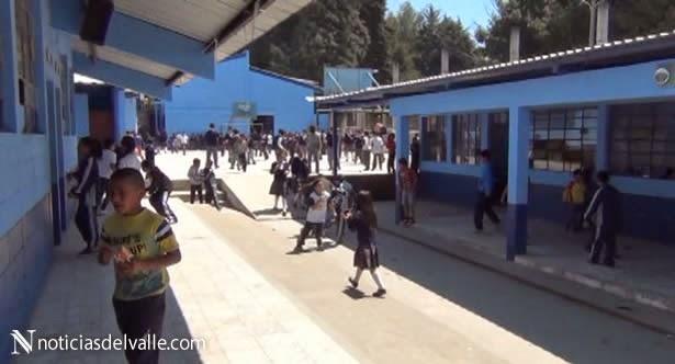 Fracaso escolar en Guatemala