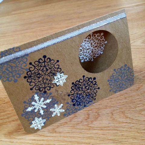 kreativ haus mellimel scheeflocken weihnachtskarten. Black Bedroom Furniture Sets. Home Design Ideas
