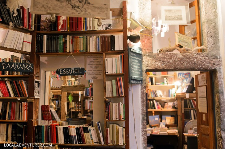 Atlantis Books Greece.