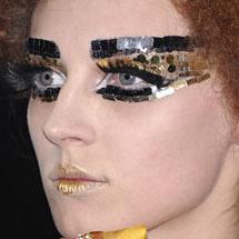 Maquiagem artística - Christian Dior 2008
