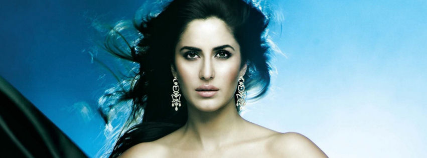 Katrina Kaif 2012 facebook cover