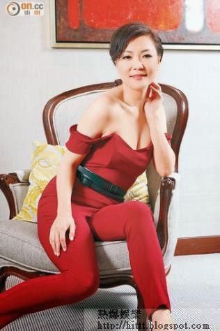 田蕊妮表示已將煮團年飯的重任交給「瘋廚」老公。