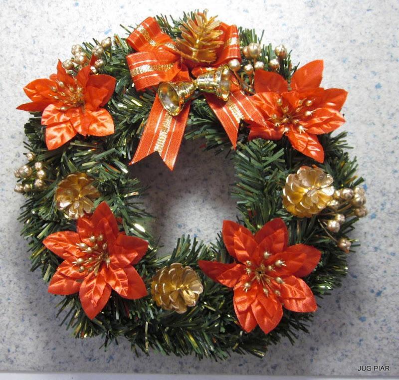adventskranz t rkranz ca 25 cm advent weihnachtskranz t r. Black Bedroom Furniture Sets. Home Design Ideas