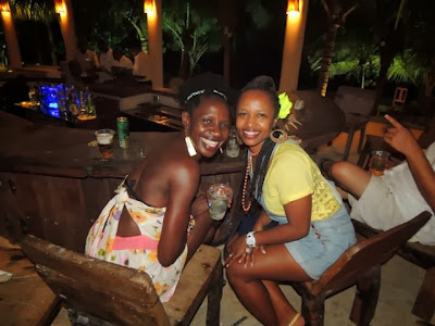 mombasa beach women