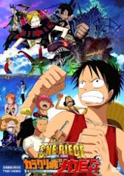 One Piece Movie 7 : Karakurijou No Mecha Kyohei