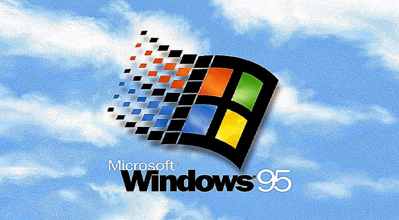 Windows 95 Widescreen Wallpaper   OS Customization Tips and