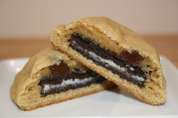 Meals with Michelle: Oreo Stuffed Chocolate Chip Cookies