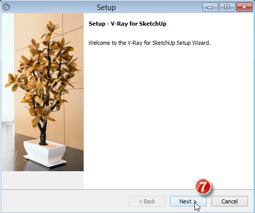 การติดตั้ง V-Ray for SketchUp บน Windows 8 Vrayw8-05