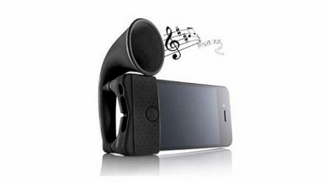 Wireless Ground iPhone Sound Amplifier