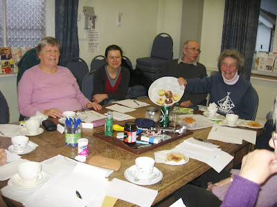 Memory Support Group Feb 2014