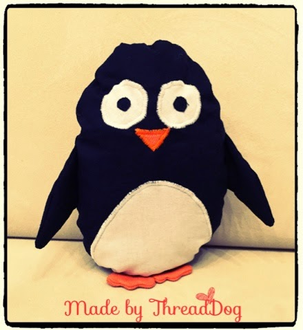 Kuscheltier-Pinguin