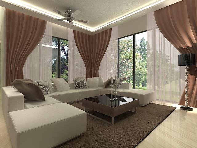 Bungalow Interior Design Johor Bahru