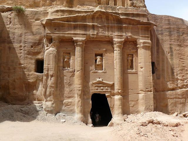Wadi Farasa Petra