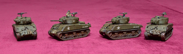 Flames of War M4A3E2 Jumbo Sherman