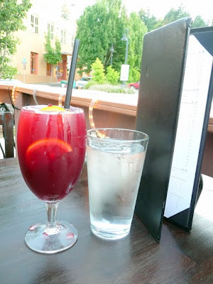 Summer Sangria at Limo Peruvian