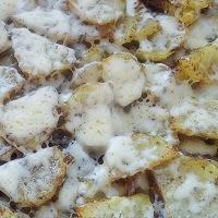 ziemniaki ziołowe pieczone z serem