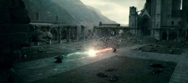 แฮร์รี่กับโวลเดอร์มอร์