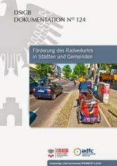 Broschüre Förderung des Radverkehrs