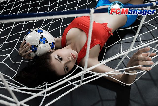 Ngắm bộ ảnh quảng cáo FC Manager cực chất 9