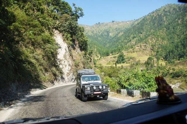 達人帶路-環遊世界-尼泊爾PoonHill健行-走出塞車