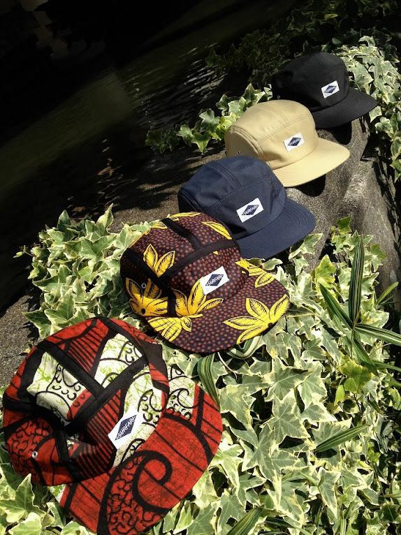 *02DERIV.的KITENGE花紋布系列登場:當非洲大地風格就穿在你的頭跟腳! 6