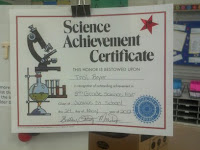Carbon Dioxide Physical Change - 5th Grade 05-18-12
