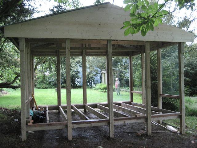 DIY Garden Pavilion ideas Singletrack Forum