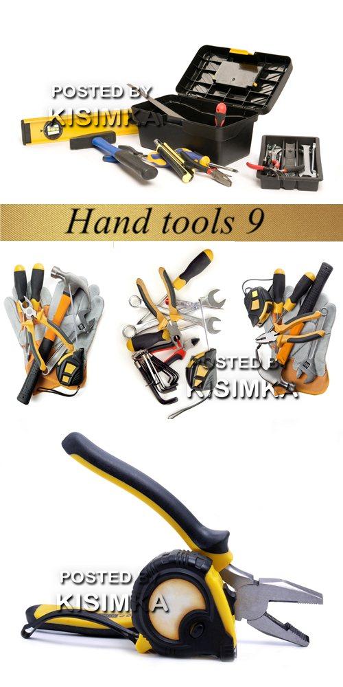 Stock Photo: Hand tools 9