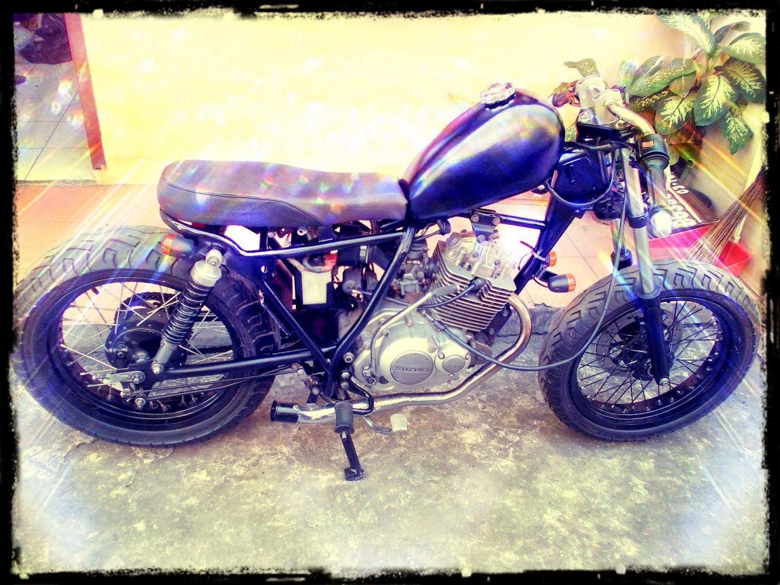 83 Modifikasi Motor Vixion Jadi Harley Terlengkap Kinyis Motor