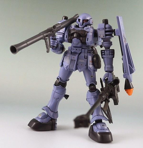 mô hình lắp ghép gundam EMS-10 Zudah HGUC tỷ lệ 1/144