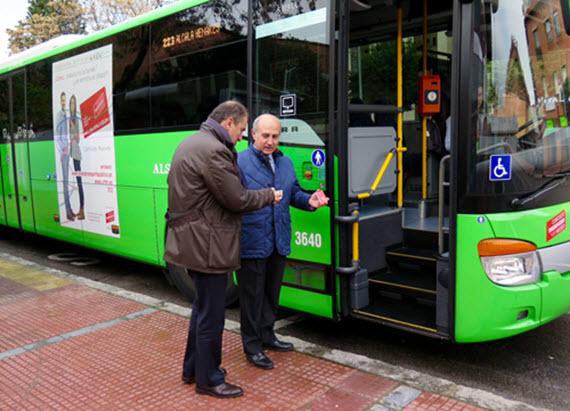 Segunda fase de traslado de la terminal de autobuses de Alcalá de Henares