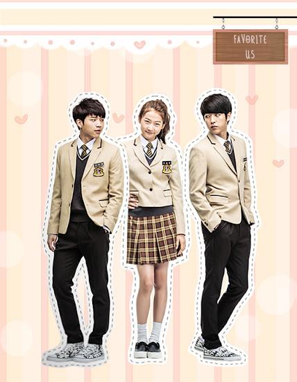 Hi School Love On ป่วนหัวใจ ยัยนางฟ้า ( EP. 1-20 END ) [พากย์ไทย]