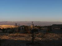 Jericho - המבט אל הר נבו מבית חגלה