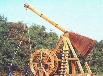 Артиллерия Византии