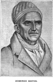 Domenico Sestini