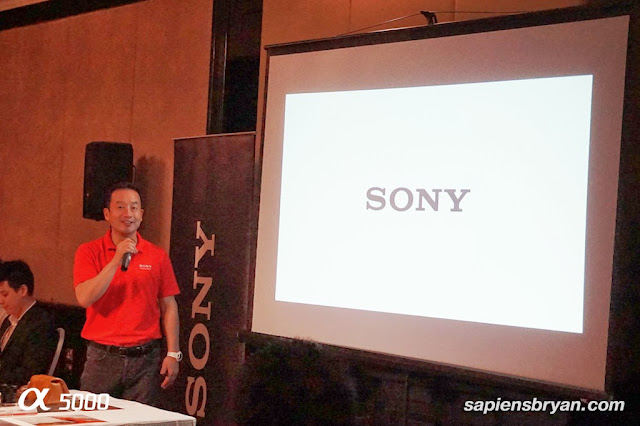 Welcome speech by Mr. Kikuo Okura San, Sony Malaysia Managing Director